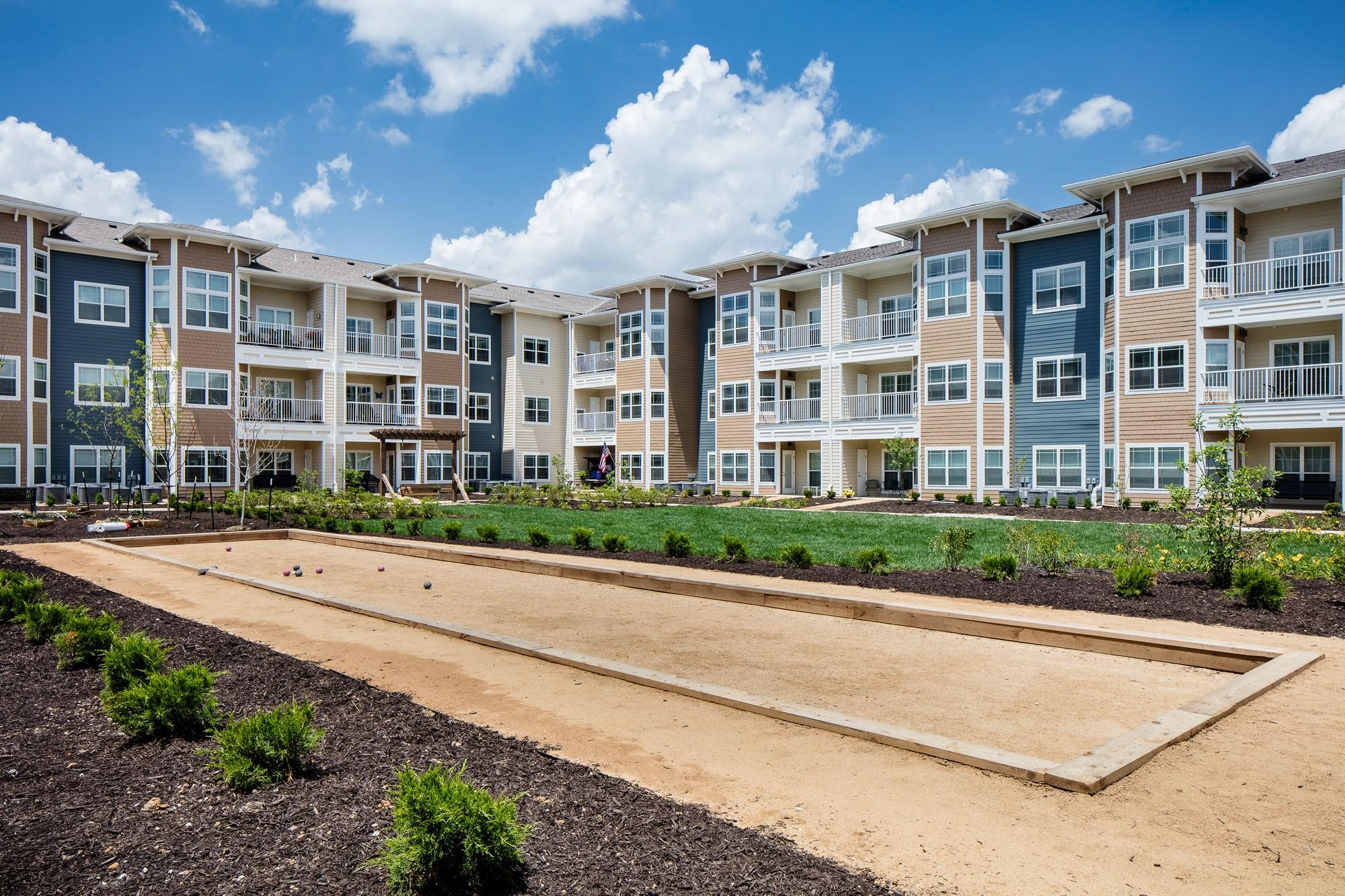 Active adult community in kc